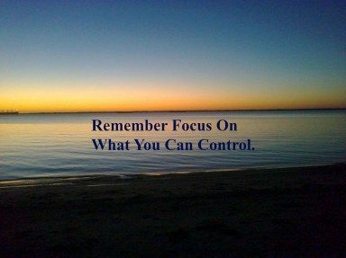 Direct your Focus and take Control!
