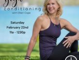 Yoga Conditioning Workshop