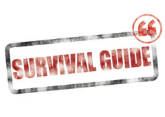 My Survival List of Resources and Ideas