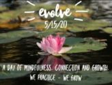 "Live, Virtual ""Evolve"" Mini- Retreat 5/15"